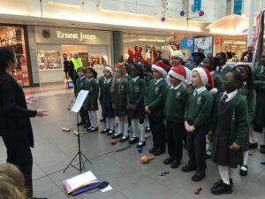 choir xmas 16